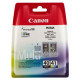 Canon PG-40, CL-41 (0615B051) - tusz, black + color (czarny + kolor) multipack