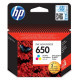 HP 650 (CZ102AE#BHK) - tusz, color (kolor)