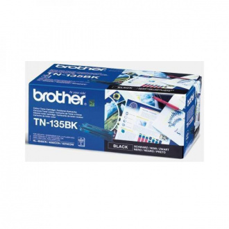 Brother TN-135 (TN135BK) - toner, black (czarny)