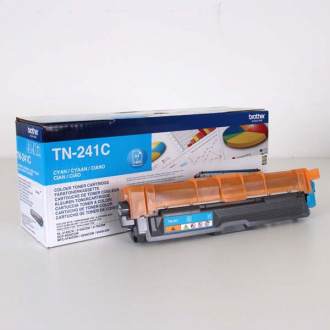 TN-241 (TN241C) - Brother toner, cyan (cyan)