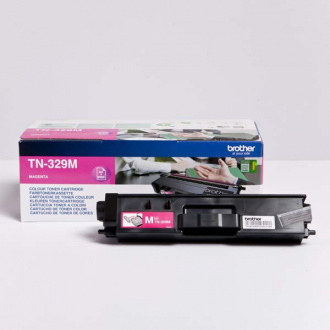 Brother TN-329 (TN329M) - toner, magenta (magenta)