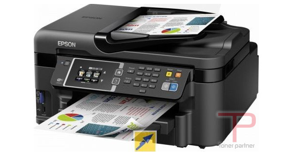 EPSON WORKFORCE WF3620DWF